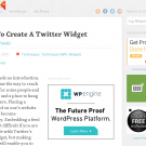 How-To-Create-A-Twitter-Widget-Smashing-Magazine