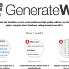 GenerateWP-User-friendly-tools-for-WordPress-developers